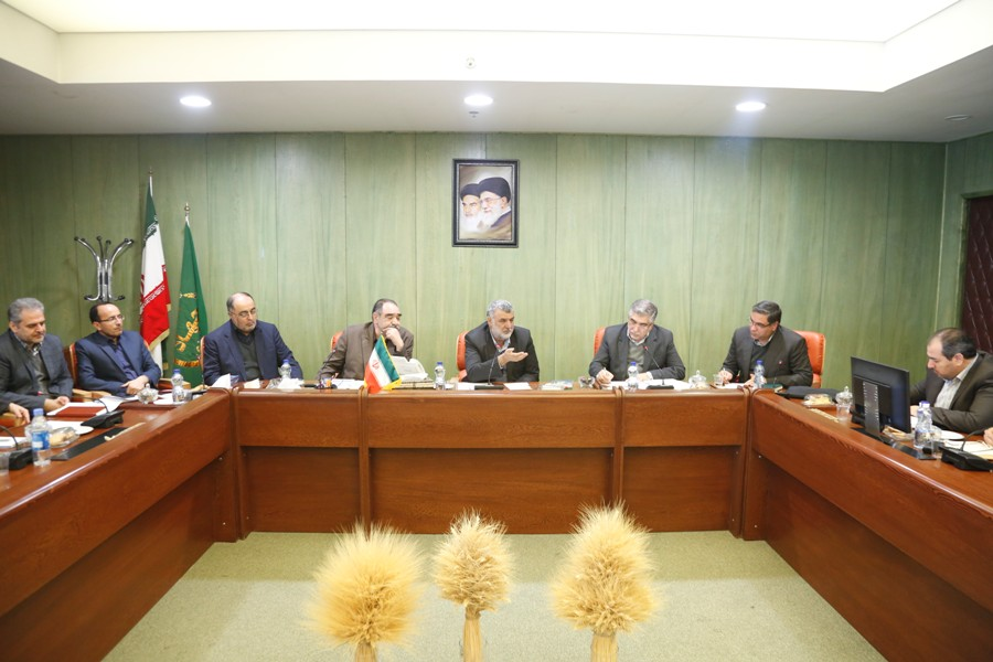 همکاری وزارت جهاد کشاورزی و جهاد دانشگاهی برای توسعه زنجیره های تولید و دانش بنیان کردن بخش کشاورزی